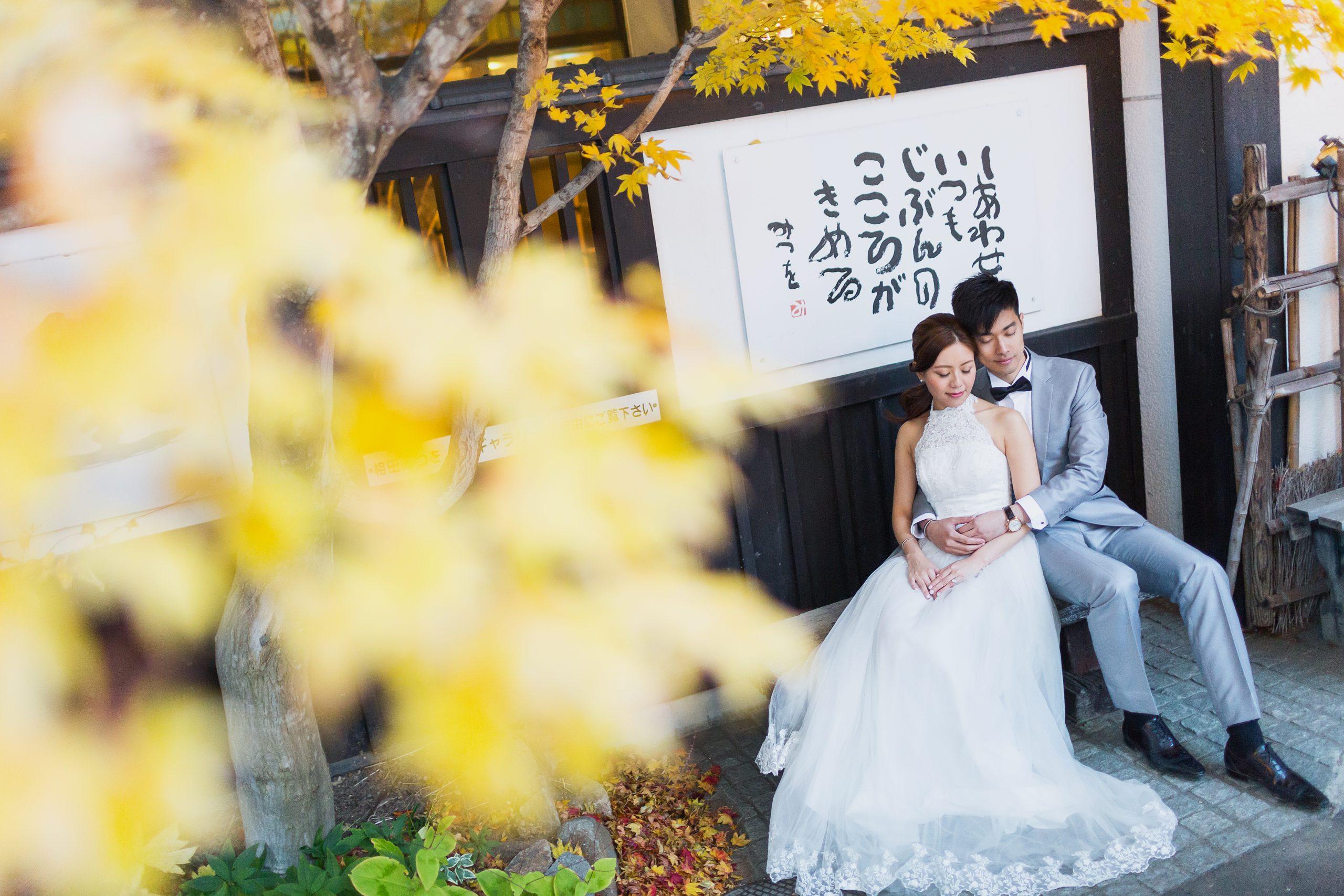 北海道婚照