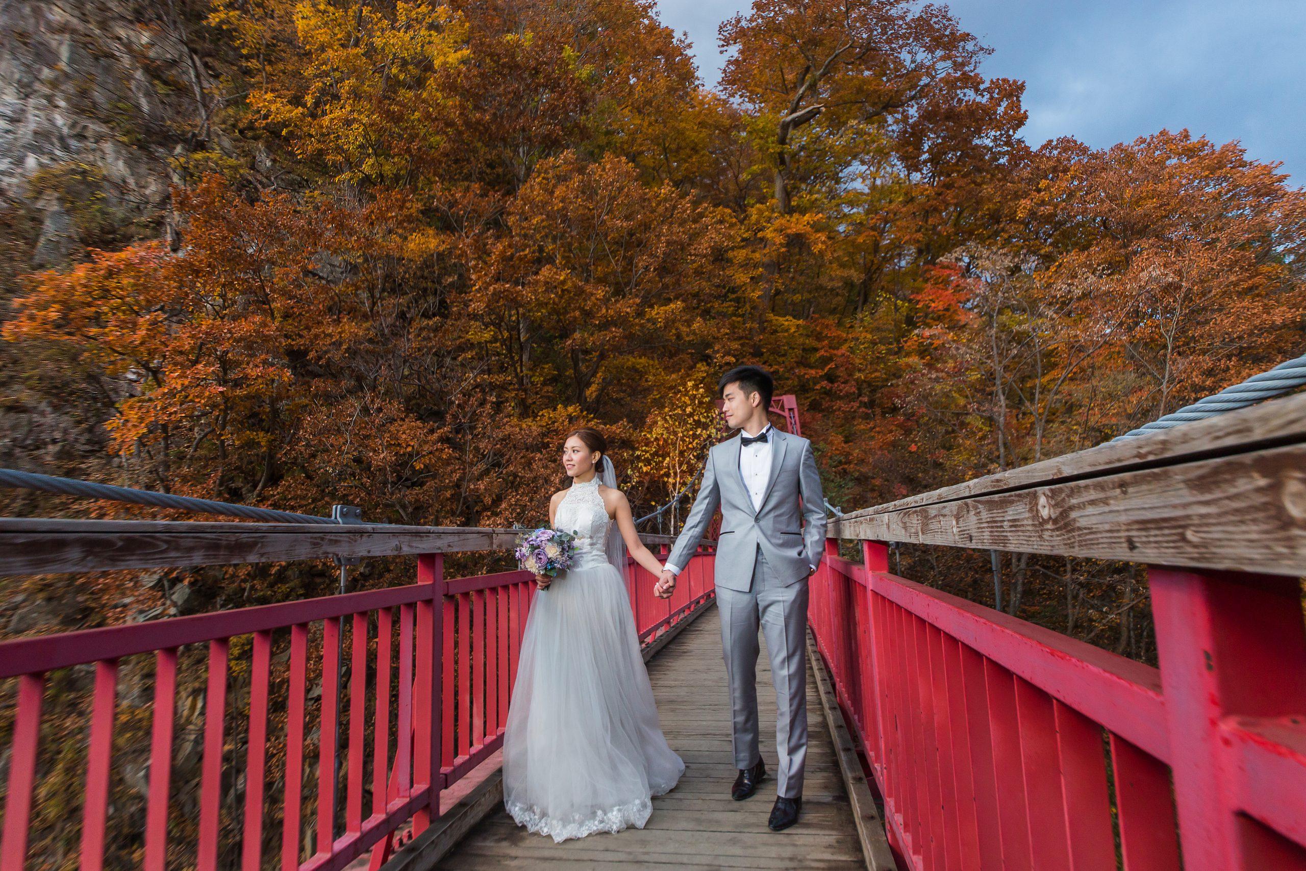 北海道婚紗相