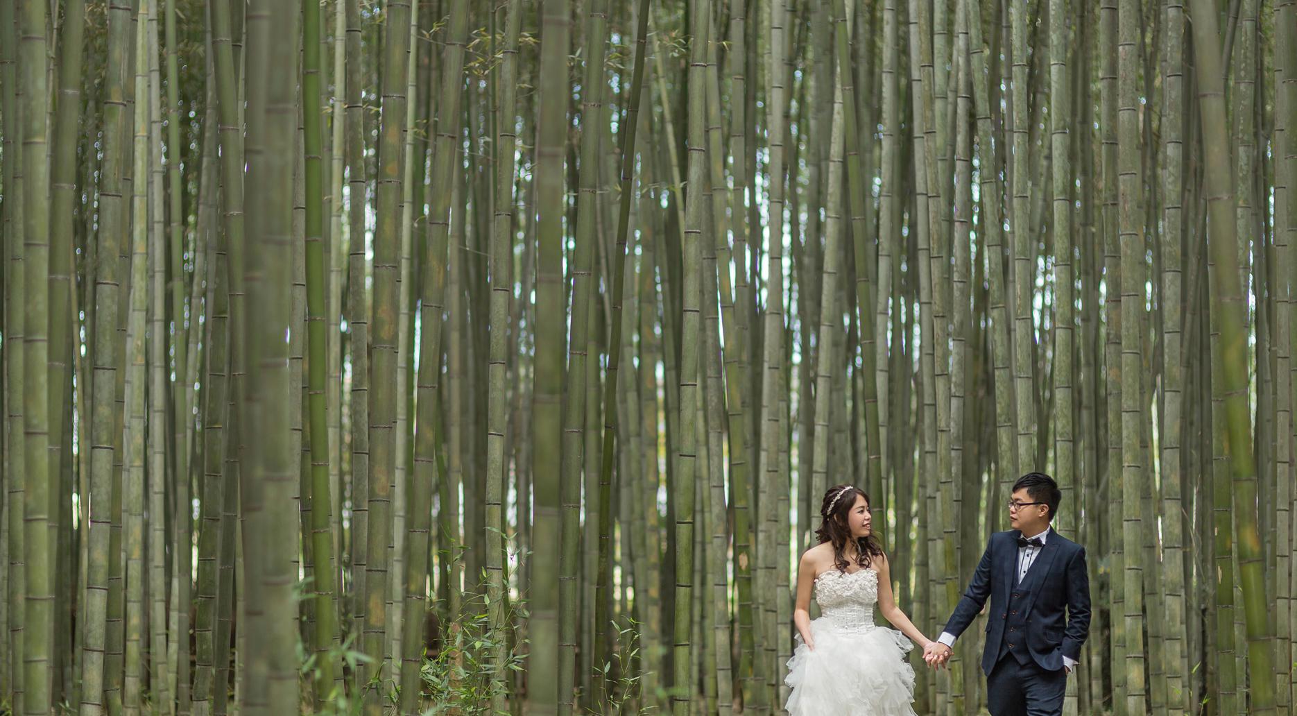 嵐山婚紗相
