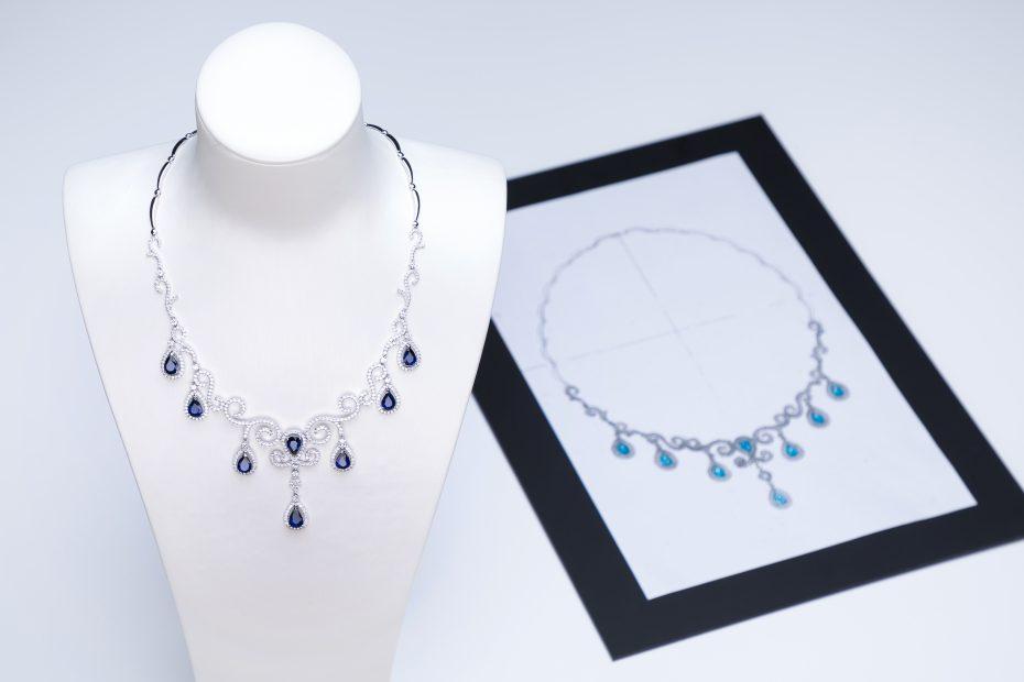 珠寶首飾攝影