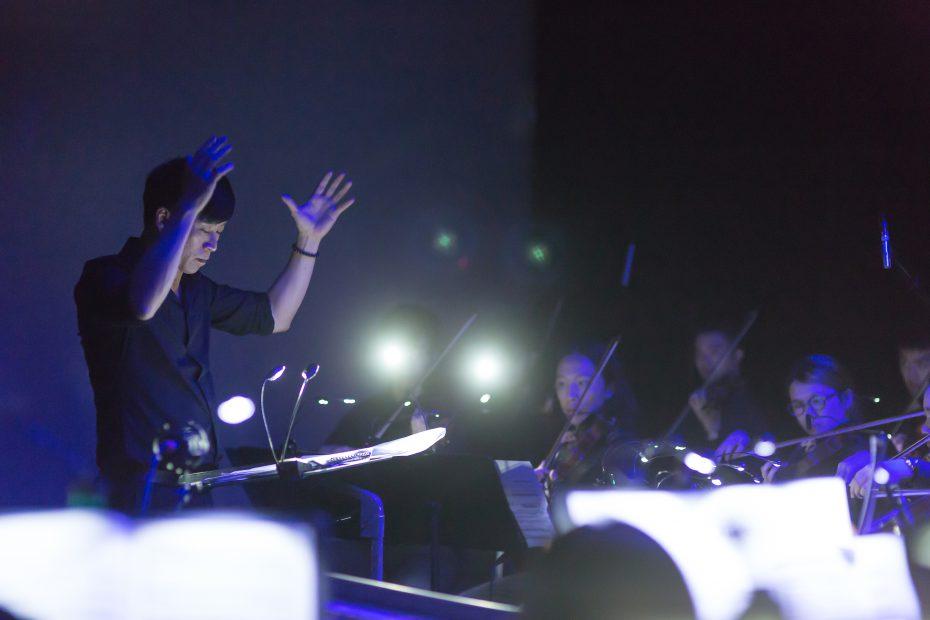 管弦樂團拍攝
