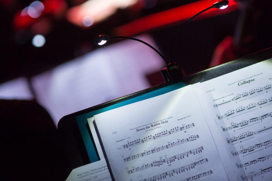 管弦樂團表演攝影